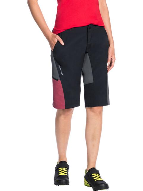 VAUDE Downieville Shorts Women black